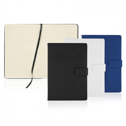 Notebook Journal A5 Magnetic Closure