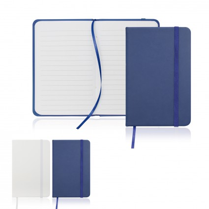 Notebook Journal A6 Leather Look