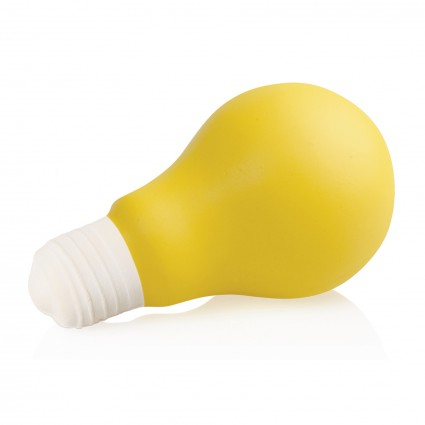 Stress Shape Light Bulb