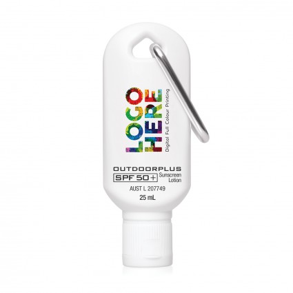 Sunscreen SPF 50+ Australian Carabiner 25ml