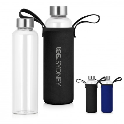 Bottle Glass Neoprene Sleeve 600ml