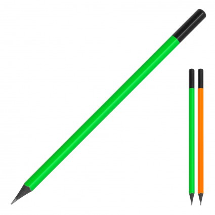Pencil Triangular Mavi
