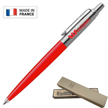 Metal Pen Ballpoint Parker Jotter Originals Red